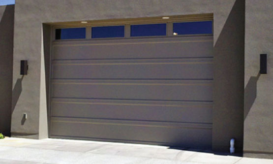 LiftMaster Garage Door Openers. CHI 2294 Recessed Flush Panel, Sandstone