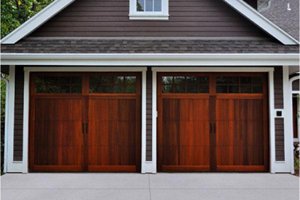 Haro garage doors c h i door models for R value of wood garage door